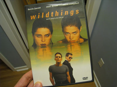 Wildthings DVD